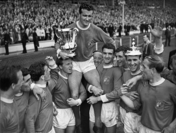 Manchester United - 1963 FA Cup Winners
